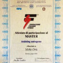 training-autogeno